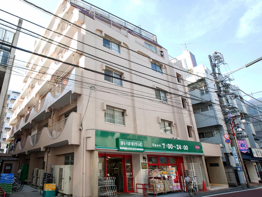 東京都目黒区のマンションの事例